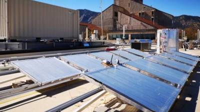 Low cost, low energy cooling system shows potential