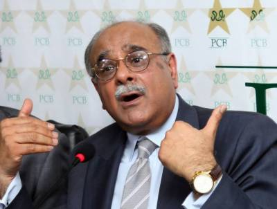 Najam Sethi vows to take legal action against PCB