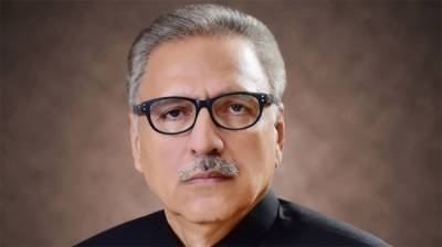 Pakistan not going to establish any ties with Israel: President