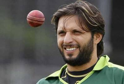 Shahid Khan Afridi gathers yet another feather in his cap