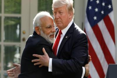 US President Donald Trump rejects Indian PM Modi's request