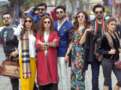 JPNA 2 makes history in the film industry of Pakistan