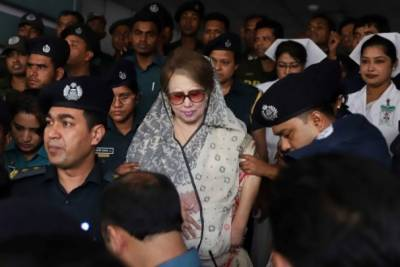 Bangladesh court jails ex-PM Khaleda Zia for 7 years over corruption