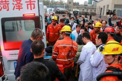 China mining accident : 19 dead in east China mining accident