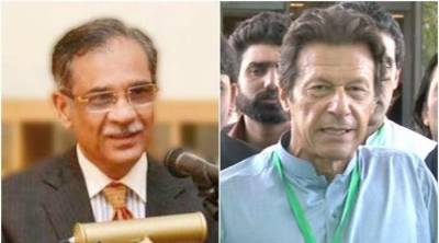 CJP Justice Saqib Nisar gives a piece of advice to PM Imran Khan