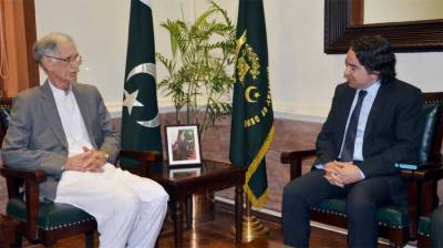 Defence Minister acknowledges Turkey's support to Pakistan particularly on Kashmir issue