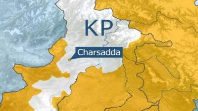 Four killed in Charsadda firing incident