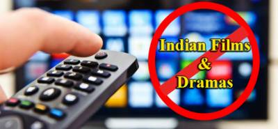 Indian films ban in Pakistan to revive local film industry