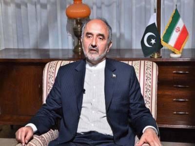 Iran welcomes Pakistan's mediation in Saudi-Yemen conflict: Ambassador Honordoost