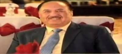 LHC Justice (R) Mahmood Akhtar shot dead