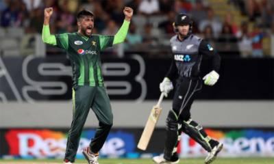 Pakistan Vs New Zealand 1st T20 live update