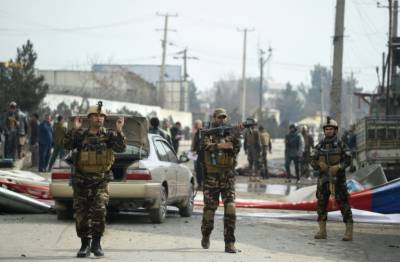 Kabul's control of Afghanistan slipping away