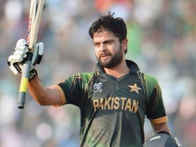 Ahmed Shahzad faces yet another blow
