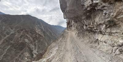 Karakorum Highway blocked for traffic b/w GB, Rawalpindi after landslides