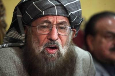 Moulana Samiul Huq, father of Afghan Taliban martyred in targeted attack in Rawalpindi