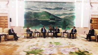 Pakistan China foreign ministers vow to enhance bilateral ties