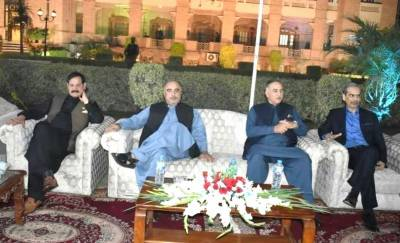 Peace restored in KP due to matchless sacrifices of security forces: Governor
