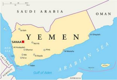 Saudi coalition destroys multiple Houthi ballistic missiles sites at Sanaa Airbase in Yemen