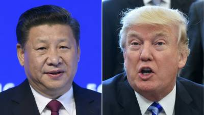 US, Chinese presidents discuss bilateral trade relations