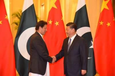What did PM Imran Khan tell Chinese President Xi Jinping?