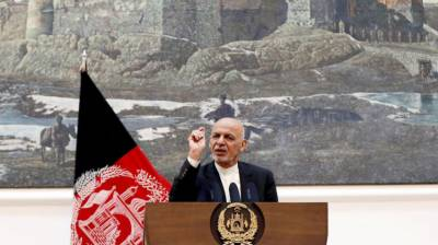 Afghan President agrees to send group of senior politicians for talks in Moscow