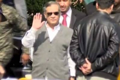 CJP Justice Saqib Nisar surprises all with his first statement after undergoing crucial surgery