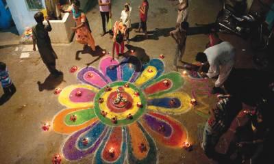 Hindu community set to celebrate 'Diwali'