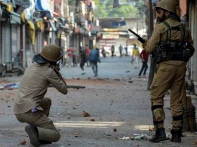 Indian forces using chemical weapons in IOK: Media reports