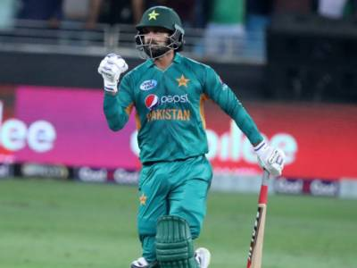 Mohammad Hafeez breaks silence over his performance