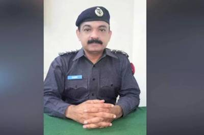 Punjab Police officer gunned down in suburbs of Lahore