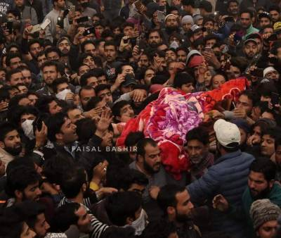 Spree of cold blooded killings in IOK denounced