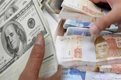 US dollar registered increase against Pakistani Rupee in interbank market