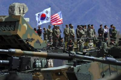 US, S Korea begin small-scale military drills