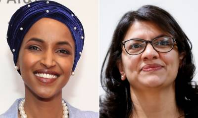 For the first time in history, two Muslim women elected to US Congress