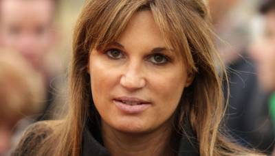 Jemima Goldsmith tweets yet again, but this time over her health issue