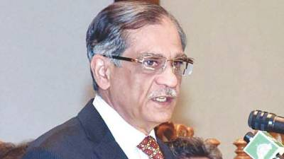 No option but to suspend IHC verdict in Avenfield reference: CJP