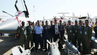 Pakistan pride JF 17 stunning performance at Zhuhai Airshow