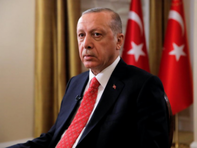US Iran sanctions aimed at 'upsetting global balance': Erdogan