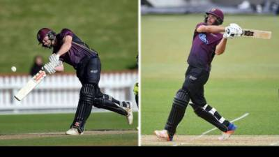 43 runs in a single over: New Zealand duo makes history in the cricket world