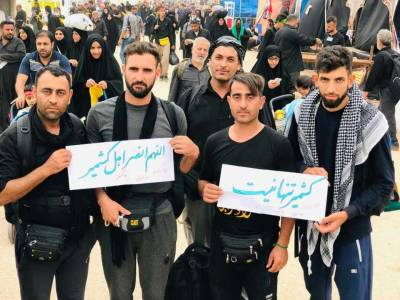 Arba'een walk participants has exposed India's real face: Gilani