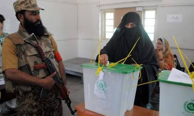 Arrangements being made to hold local govt elections in tribal districts of KP: Election Commissioner