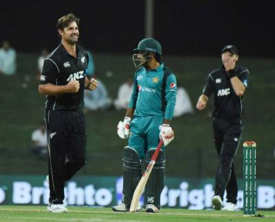 New Zealand beats Pakistan in the 1st ODI International