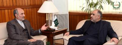 Pak-Iran close relations imperative for regional peace: NA Speaker