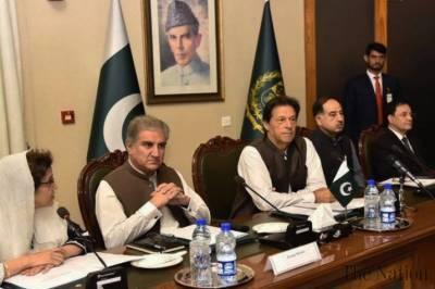 Pakistan UK Prisoners exchange deal gets cabinet nod