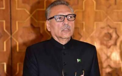 Saints played vital role for promotion of Islam in Sub-continent: President