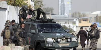 Afghan officials: Taliban attacks kill 13 policemen