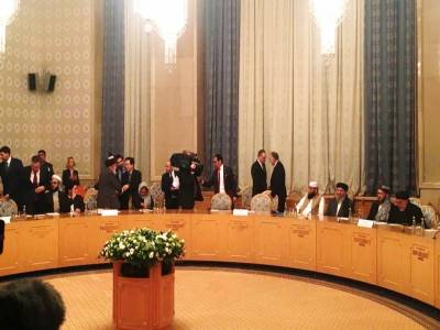 Afghanistan peace talks kick off in Russia, high level Pakistani delegation in attendance