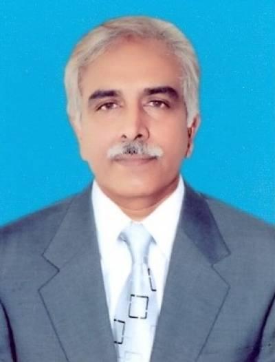 Haseeb Athar takes oath as Chairman FPSC