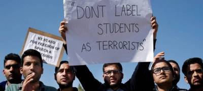 IOK: JKML expresses concern over harassment of Kashmiri students in India