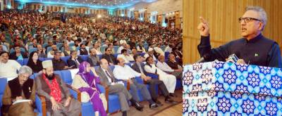 President urges religious scholars to spread teachings of mystic saints for promoting peace